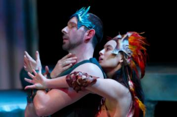 Example of a Great Press Photo: Lantern Theater Company- Midsummer Night's Dream