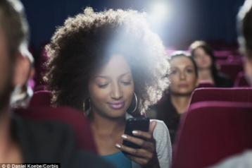 Buying theater tickets on Twitter_UK Daily Mail