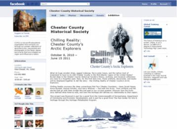 Chilling Reality Custom Facebook Landing Tab