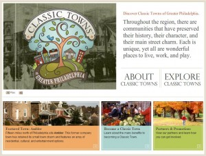 Classic Towns - Home Page